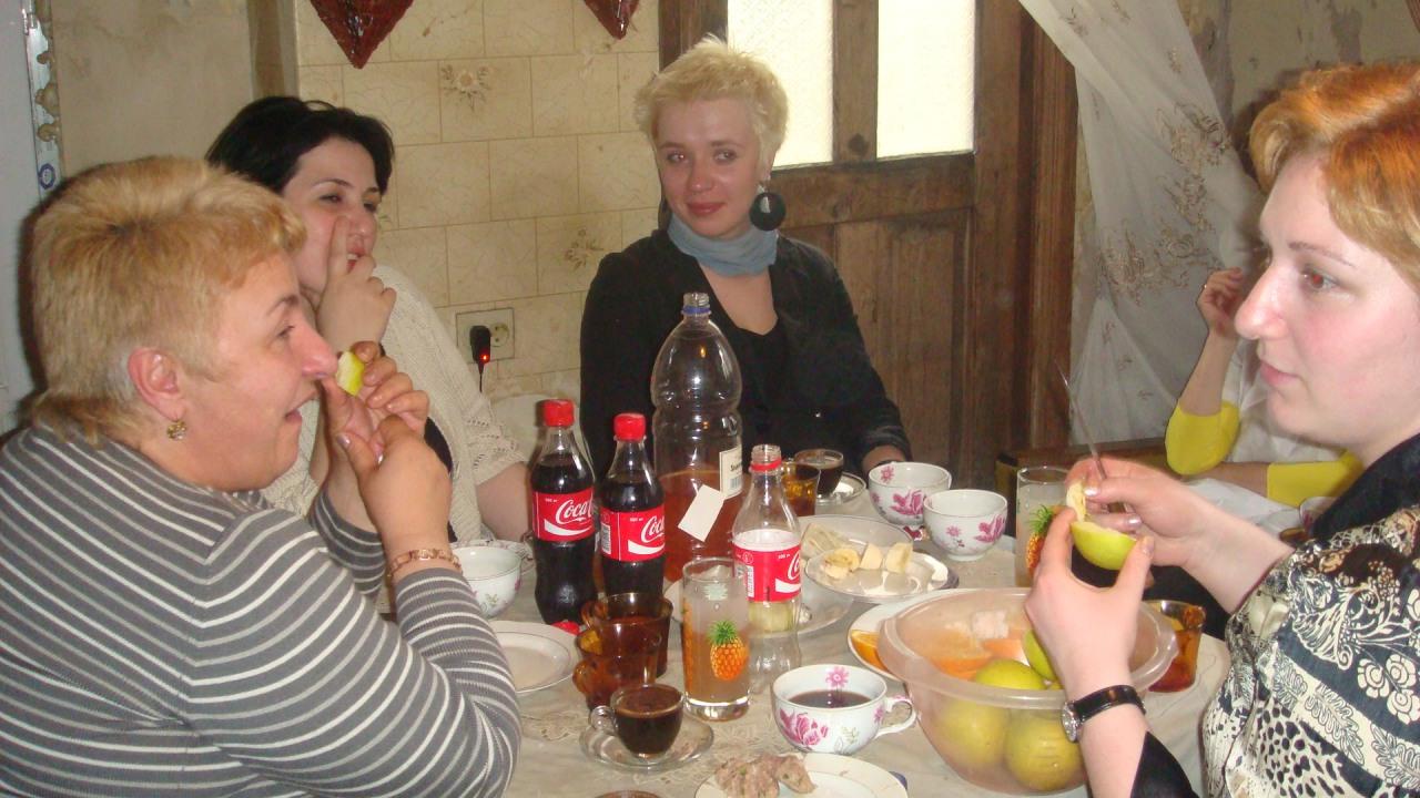 Kobiety w Gruzji, wolontariat w Gruzji, Akhaltsikhe, Martyna Skura, blog podróżniczy