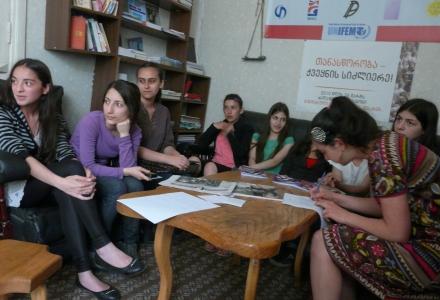 Martyna Skura, wolontariat w Gruzji, kobiety w Gruzji