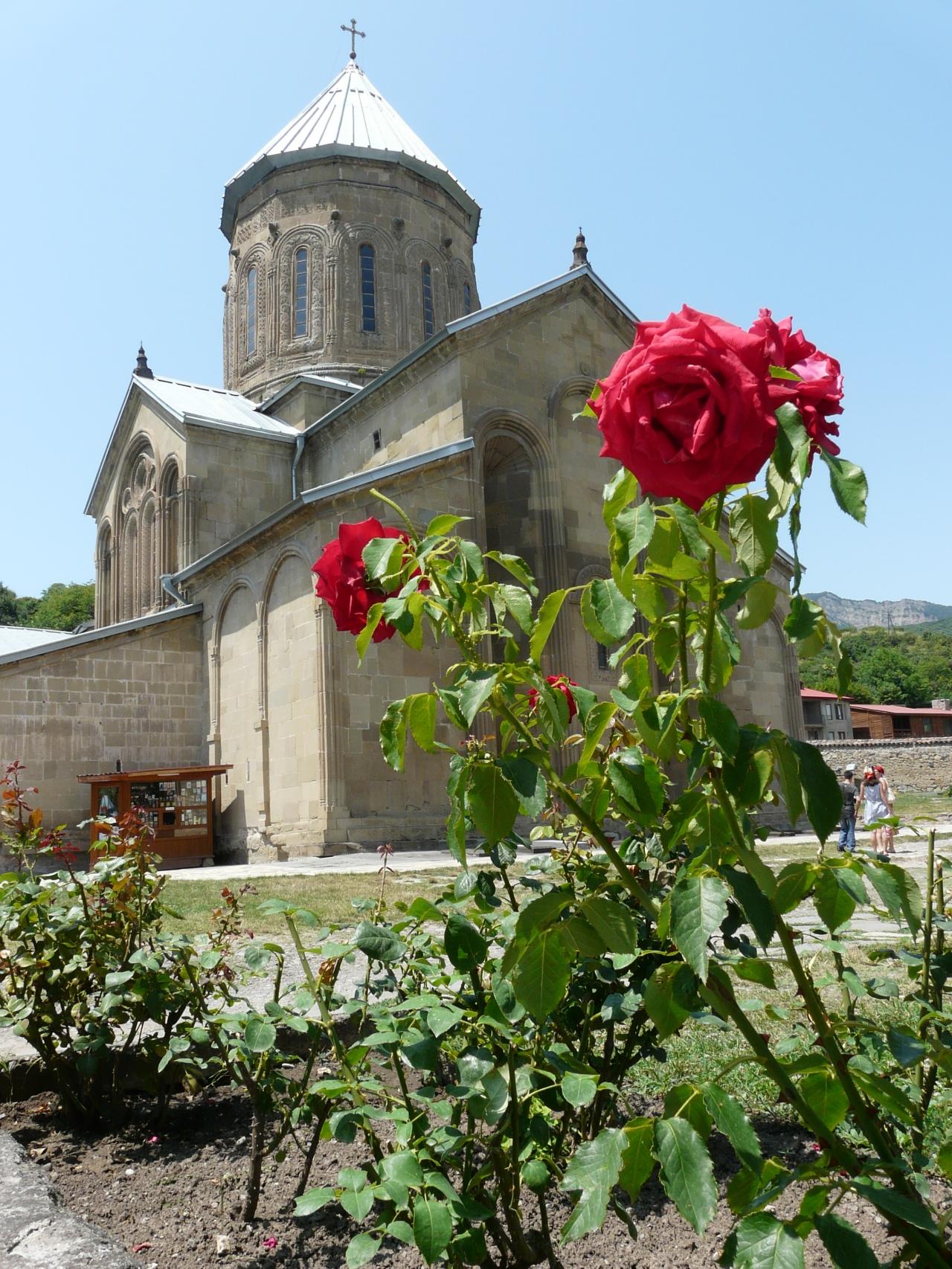 Martyna Skura, blog podróżniczy, Gruzja, cerkiew w Gruzji