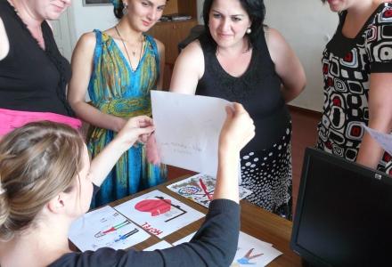 MArtyna Skura, blog podróżniczy, Gruzja, wolontariat w Gruzji, praca w Gruzji