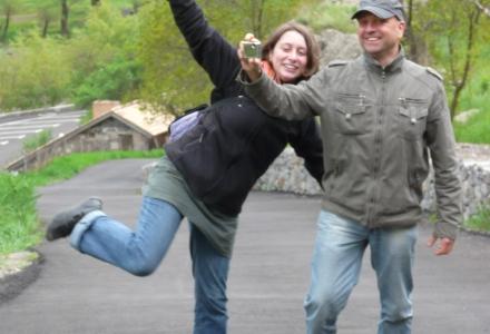 Vardzia, Gruzja, podróże w Gruzji, Martyna Skura, blog podróżniczy