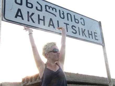 Akhaltsikhe, Gruzja, podróże w Gruzji, Martyna Skura, blog podróżniczy