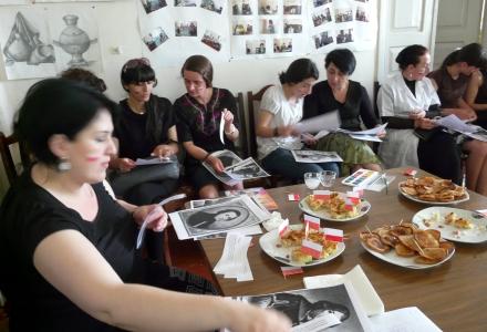 Gruzja, Polka w gruzji, Martyna Skura, blog podróżniczy