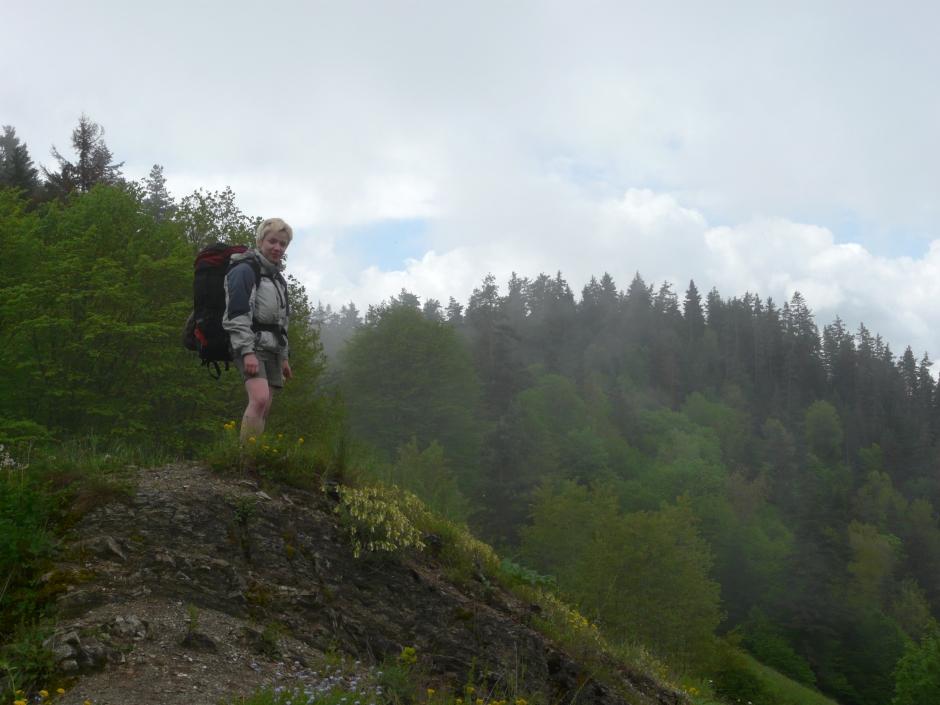 Borjomi, Gruzja, góry w Gruzji, Martyna Skura, blog podróżniczy