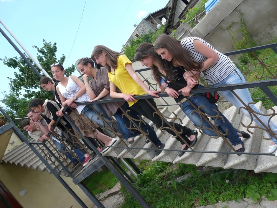 szkoła letnia, Gruzja, wakacje w Gruzji, Martyna Skura, blog podróżniczy