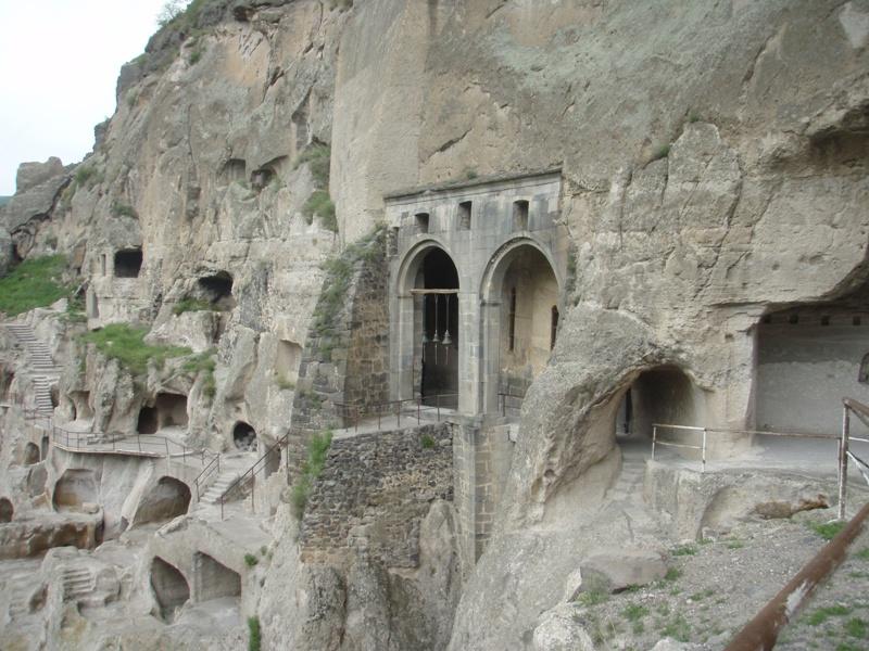Vardzia skalne miasto
