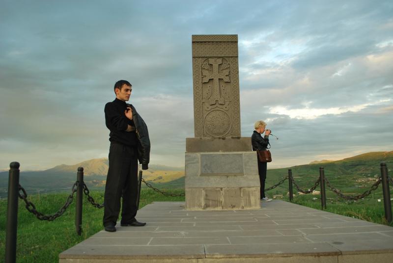 Ormianie w Gruzji zabytki Gruzji Akhaltsikhe
