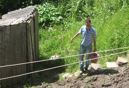 Gruzja, mężczyźni w Gruzji, Martyna Skura, blog podróżniczy