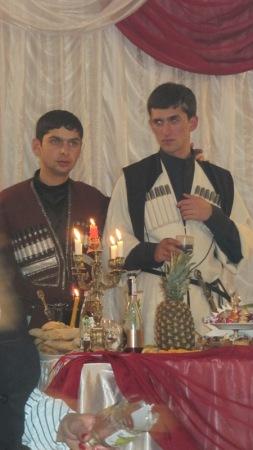 Gruzja wesele tradycje strój