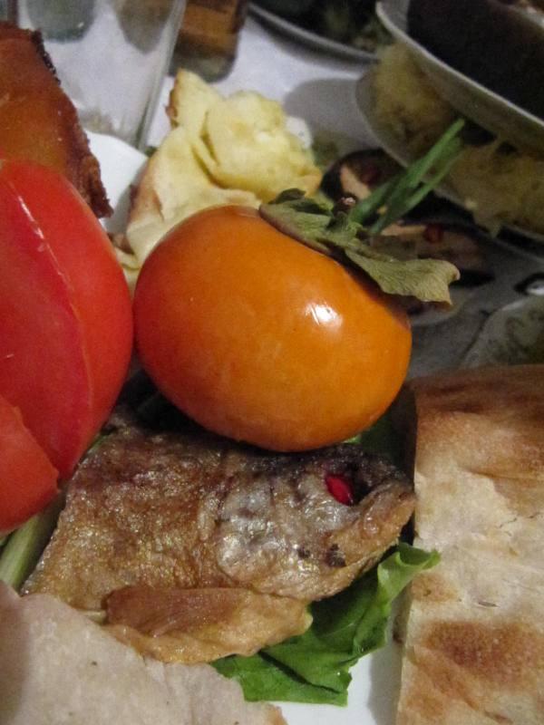 karalioki Gruzja owoce jedzenie wesele