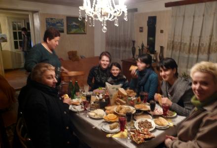 supra w Gruzji, kuchnia gruzińska, Gruzja, Martyna Skura, blog podróżniczy