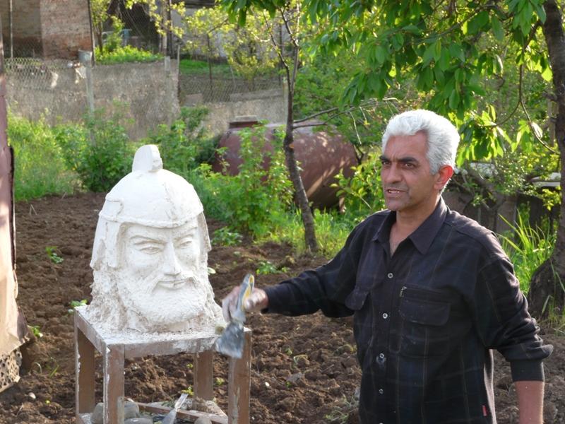 Akhaltsikhe ludzie w Gruzji zabytki kultura