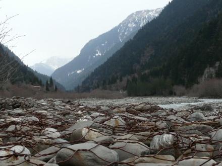 Gruzja, Oni, Racza, góry w Gruzji, Martyna Skura, blog podróżniczy