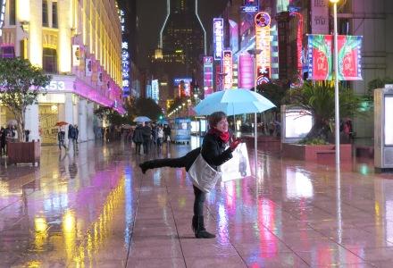 Chiny, co zobaczyć w Chinach, Szanghaj, co zobaczyć w Szanghaju, Francuska Koncesja w Szanghaju, Martyna Skura