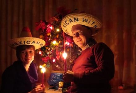 święta w Chinach, Boże narodzenie w Chinach, Boże Narodzenie w innych krajach, Boże narodzenei za granicą, Chiny,