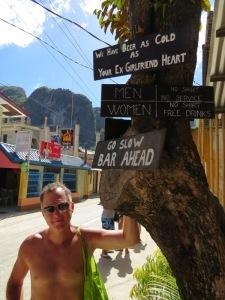 Bar w El Nido