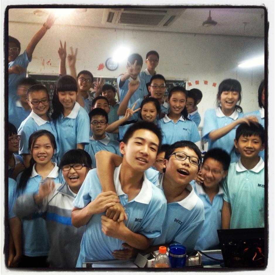 Klasa 6. jedna z moich ulubionych. Zawsze lubiłam lekcje z nimi i się na nie cieszyłam.