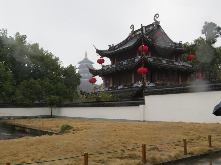 Tradycyjna architektura w Hangzhou