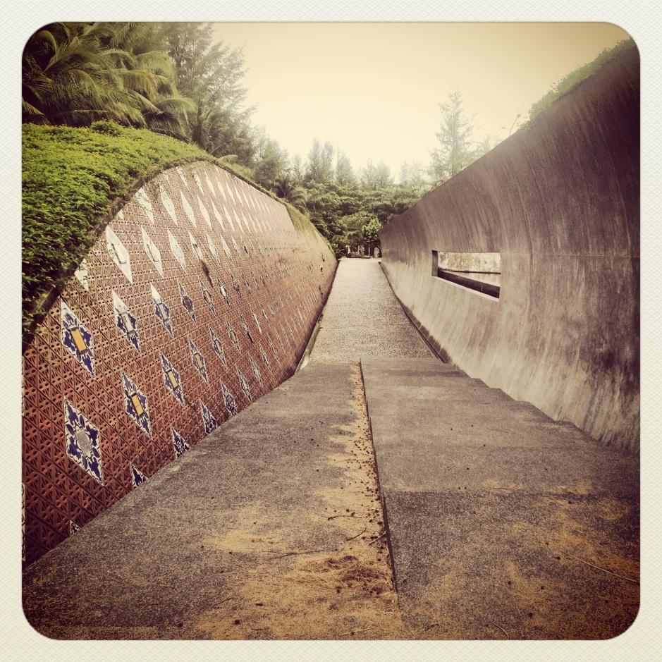 Baan Nam Kem tsunami Memorial