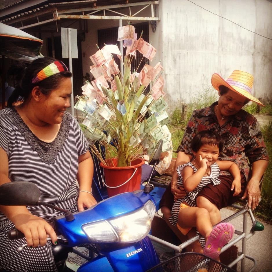 Tajskie dzieci