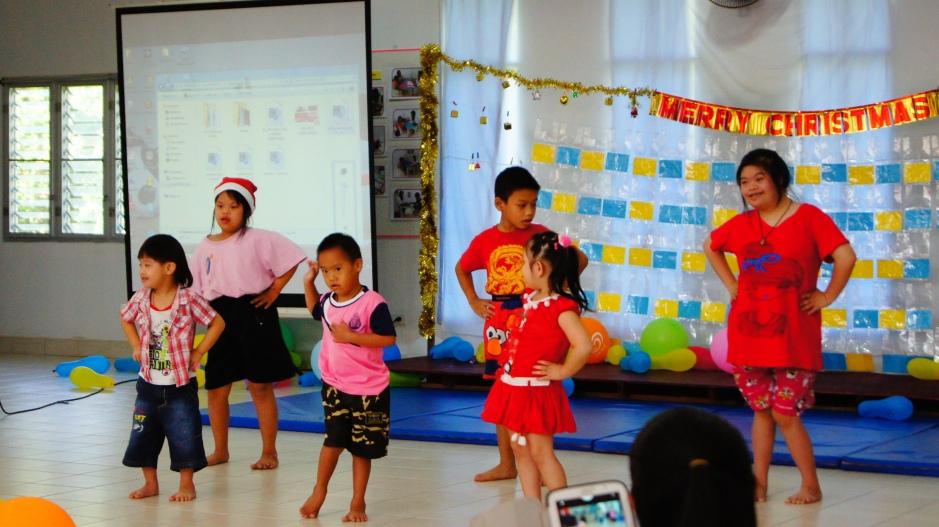 Występy dzieci były kluczowym elementem programu.