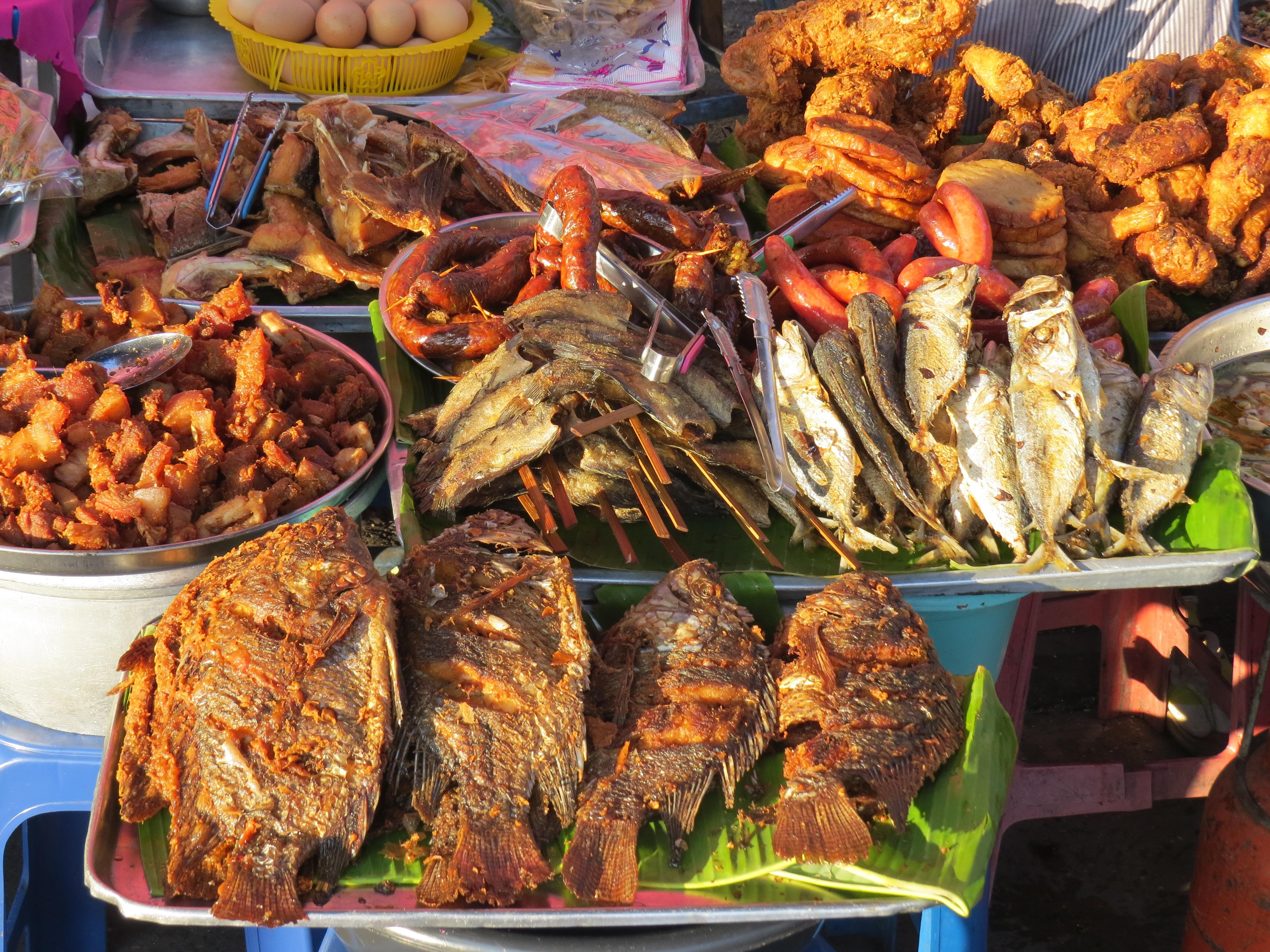 Smazone ryby