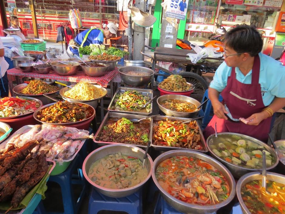 Gotowe tajskie potrawy, zawsze mam dylemat co wybrac
