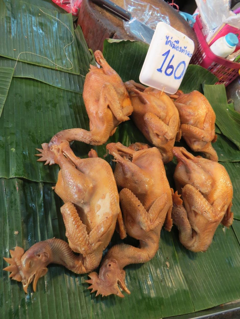 Kurczaczek w pelnej okazalosci
