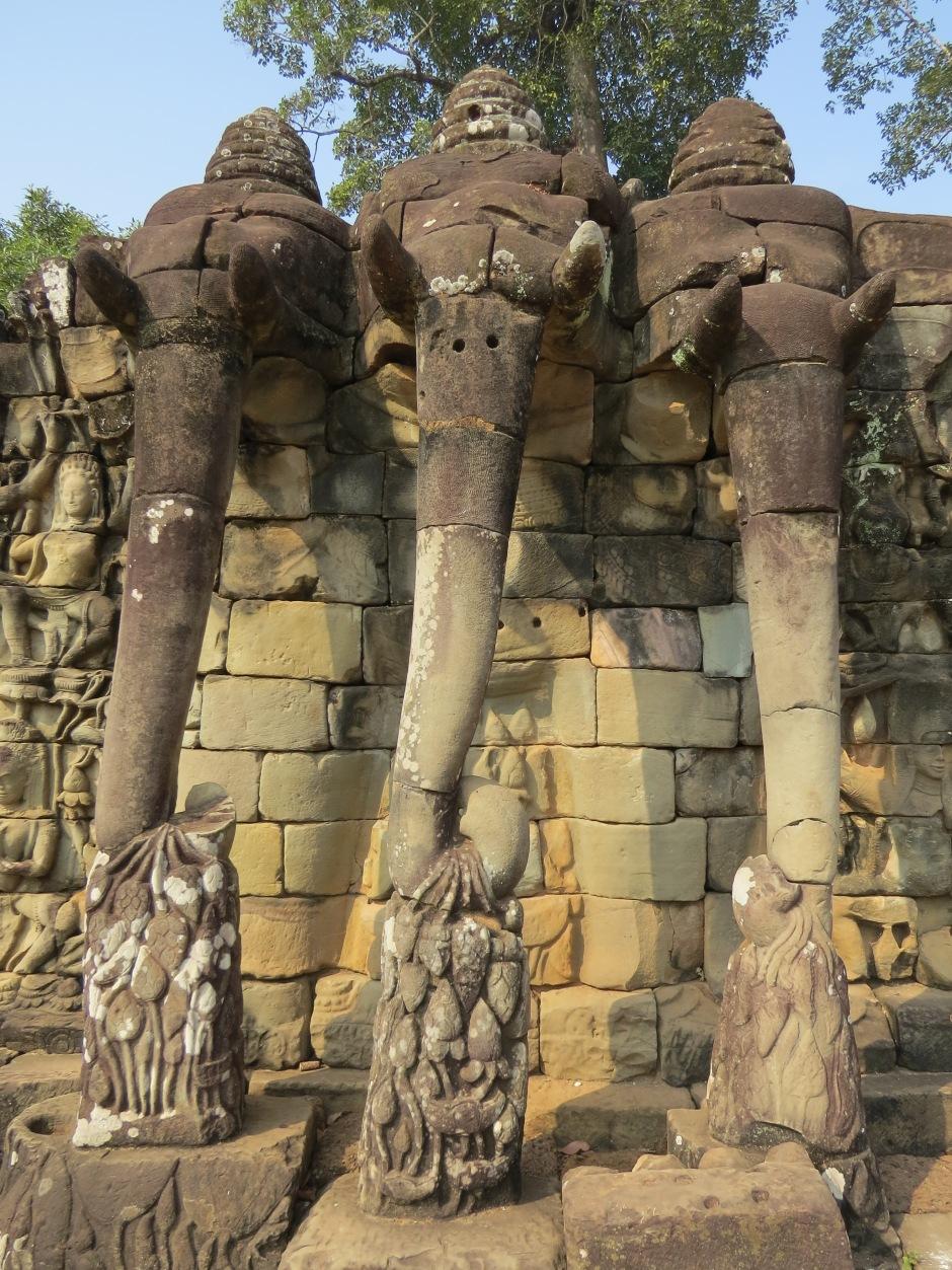 Angkor Wat Kambodza