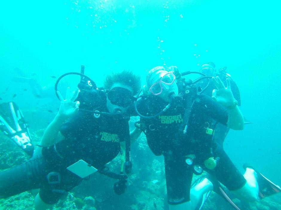 nurkowanie, nurkowanie w Tajlandii, Koh Lanta, nurkowanie na Koh Lanta