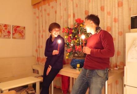 Boże Narodzenie w Chinach, święta w Chinach, choinka w Chinach
