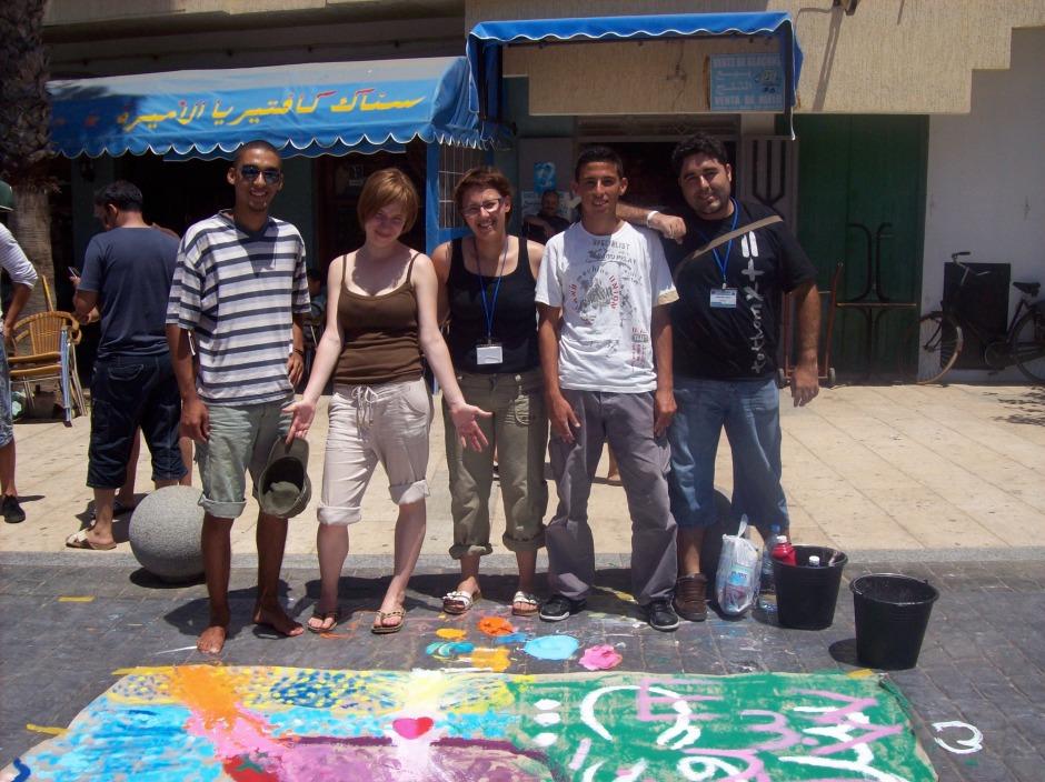 Maroko, Asilah, Martyna Skura, blog podróżniczy,