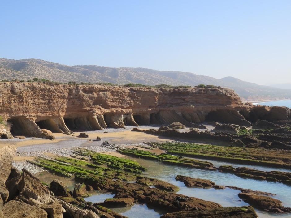 Maroko, Secret Beach, Agadir, Martyna Skura