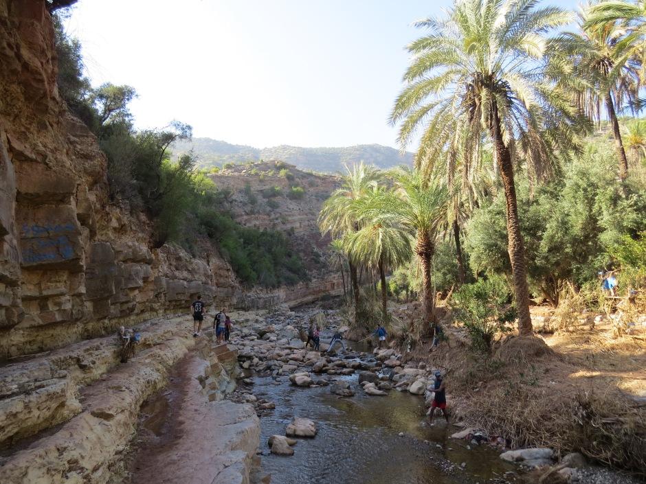 Pradise Valley Maroko, Agadir, Taghazout
