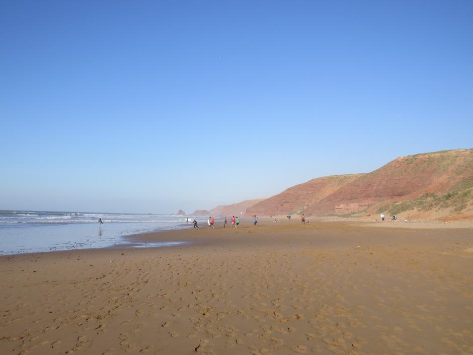 Plaża Legzira, Legzira Beach, Sidi Ifni, Maroko, Martyna Skura, blog podróżniczy