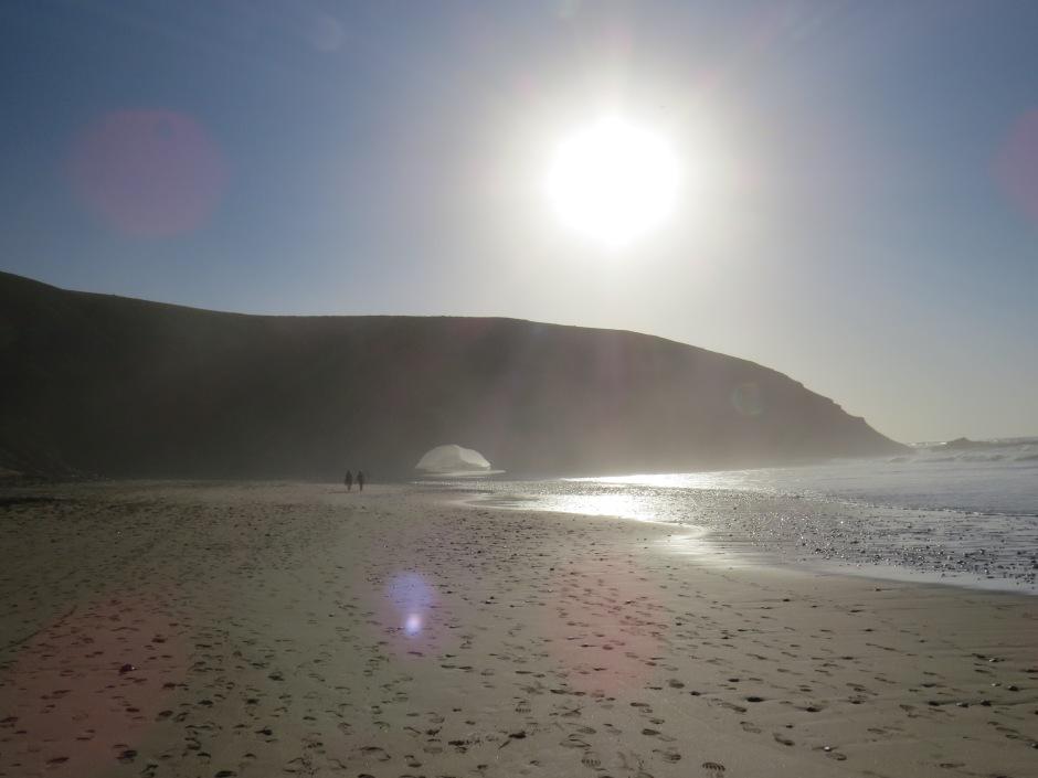 plaża Legzira, Sidi Ifni, Maroko, Martyna Skura, blog podróżniczy
