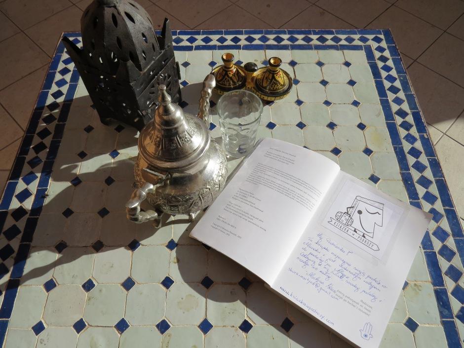 ksiązka w podóży, Maroko, Szkatułka pełna Sahelu, Ballada subsaharyjska