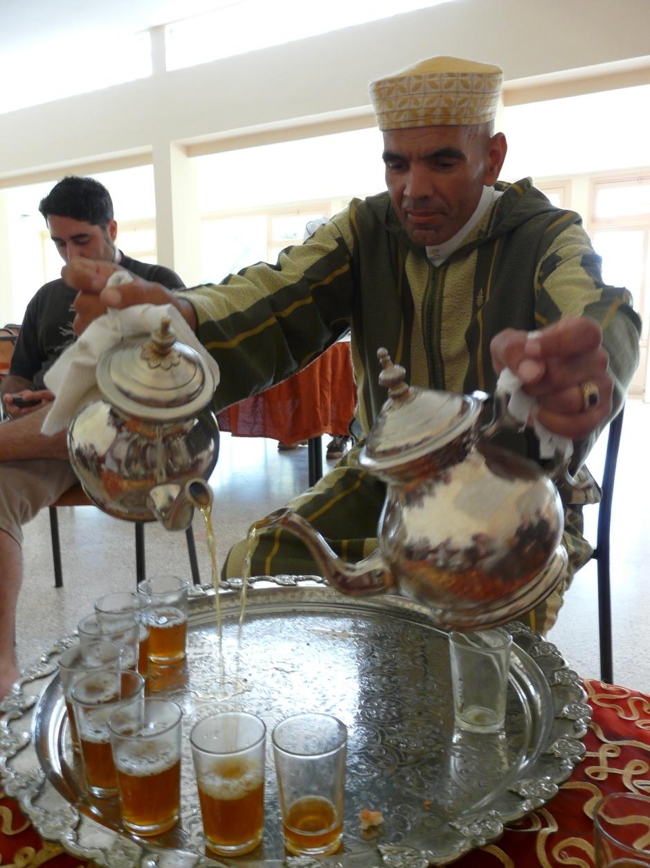 Maroko, herbata marokańska, Rabat, Martyna Skura, blog podróżniczy, Podróże Obieżyświatki