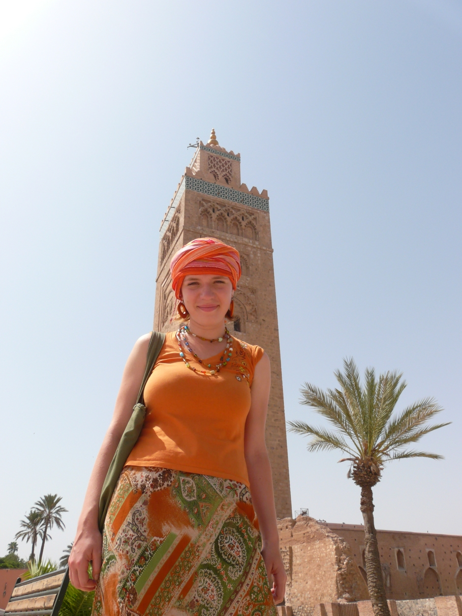 weekend w Marakeszu, Maroko, Jema el-Fna, podróże, blog podróżniczy, Martyna Skura