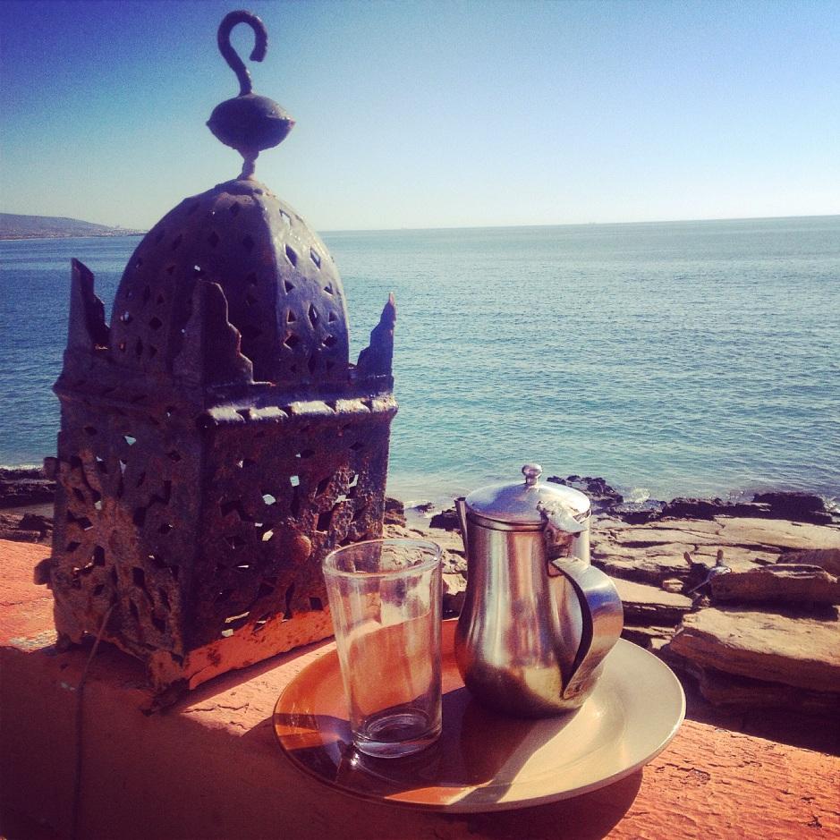 marokańska miętowa herbata