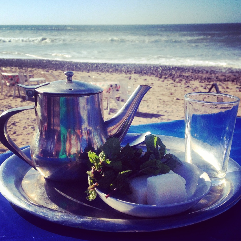 marokańska herbata miętowa
