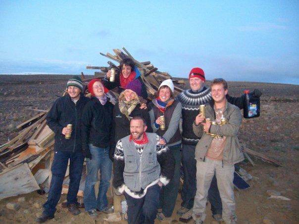 wolontariat europejski, wolontariat na Islandii, Martyna Skura