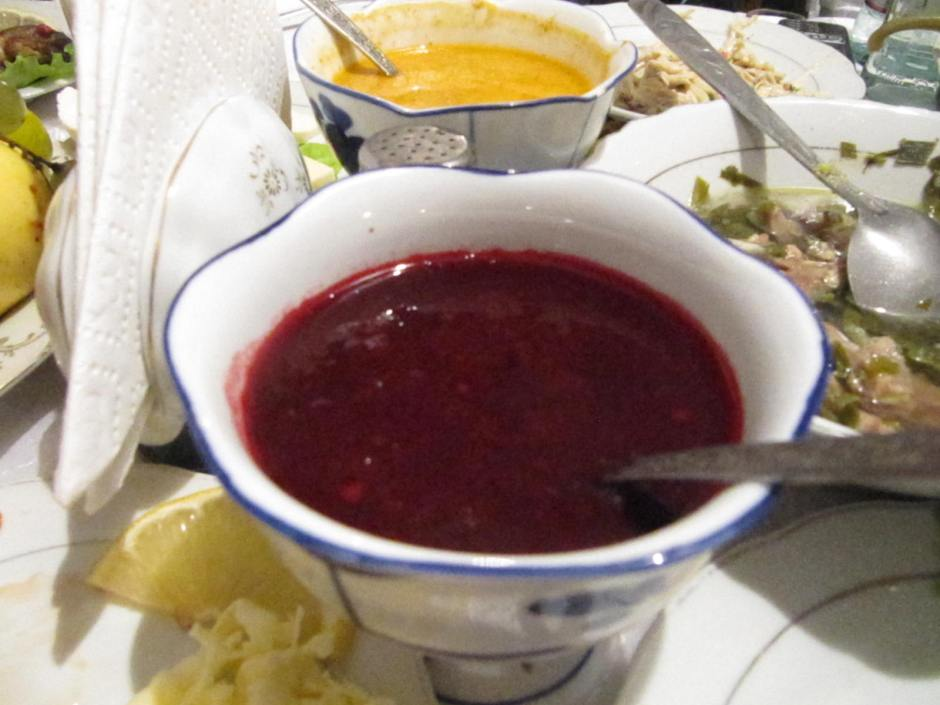 tchemali, gruzińska kuchnia, Martyna Skura