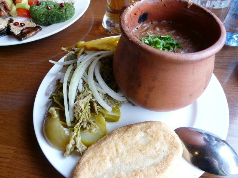 lobio, gruzińska kuchnia, Martyna Skura, blog podróniczy