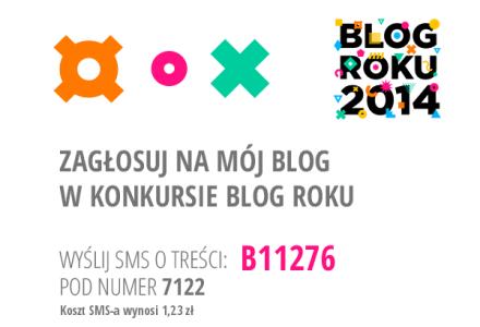Blog Roku 2014, Martyna Skura