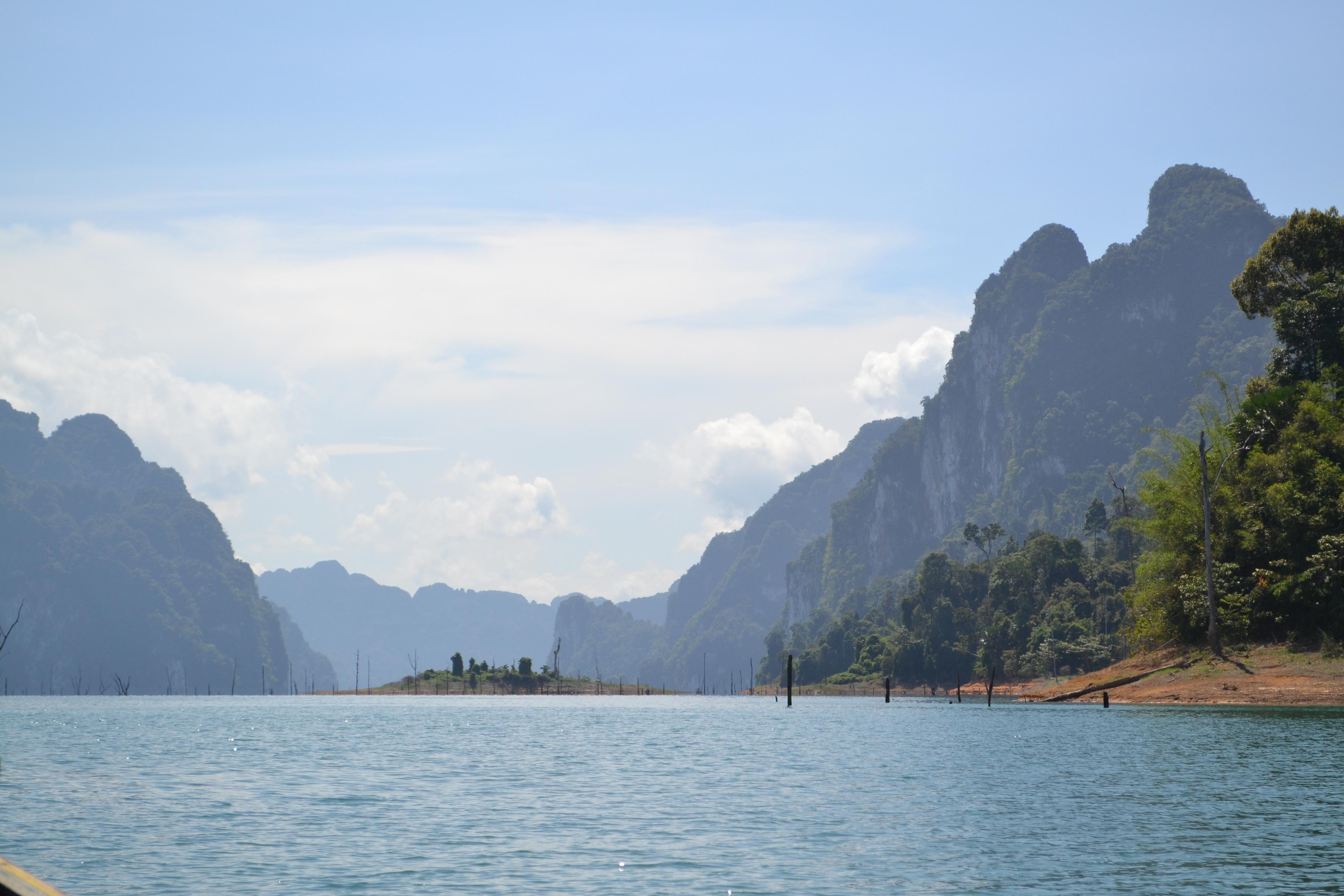 dzungla w Tajlandi, tajlandia, khao sok